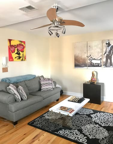 Modern Sun-Filled Condo In Southwest Center City - Philadelphia - Apto. en complejo residencial