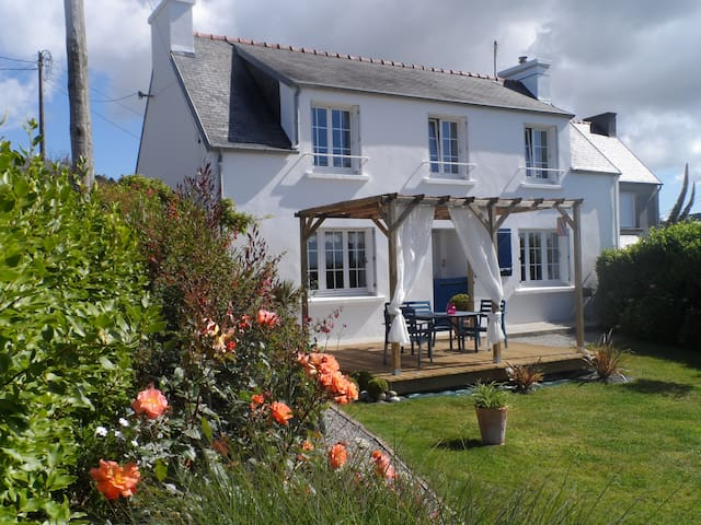 Maison 6 pers. à 200m de la plage - Telgruc-sur-Mer - House