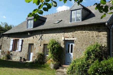 4 Bedroom rural Gite near Bais - Haus
