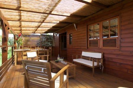 bungalow vert caraïbe - Saint-Pierre
