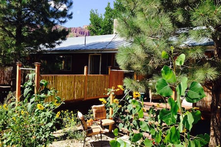Country privacy, Oasis inthe desert - Moab - House