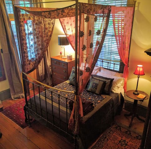 Creole Cottage in historic Treme Room #3 - New Orleans - House