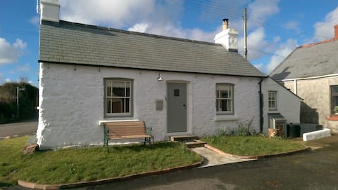 Traditional cottage near Pembrokeshire coast path