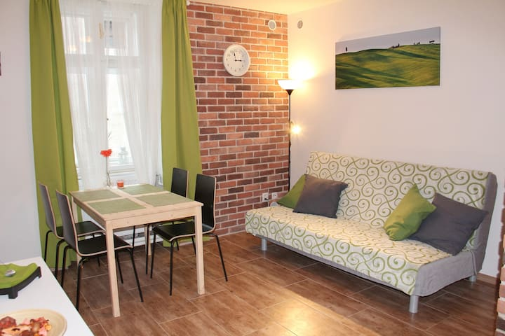 Beautiful flat 5 min from the historic centre