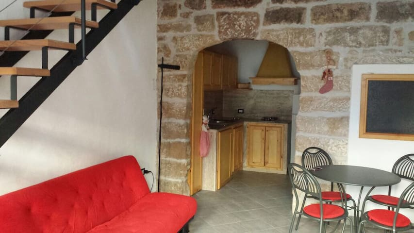 Cosy studio with loft in Cinisi - Cinisi