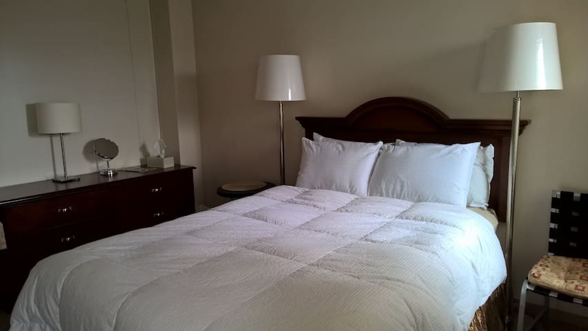 High-rise room, convenient environs - Boston - Apartament