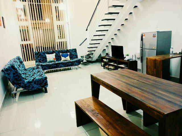 Joy Studio 2- The Scott Garden Kuala Lumpur - Kuala Lumpur - Appartement