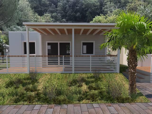 Suite con terrazza AGAPANTHUS