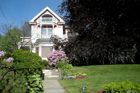 254 South Union Street Guest House - Burlington - Bed & Breakfast