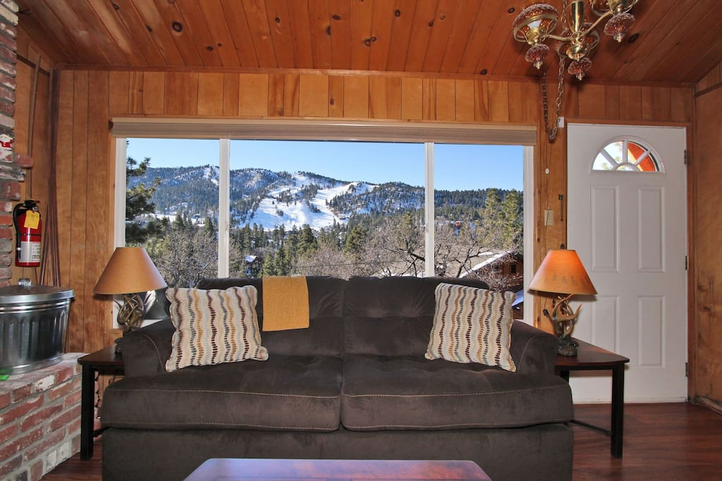 Elks peak hot tub mtn view pool cabins for rent in for Big bear cabins with jacuzzi tubs