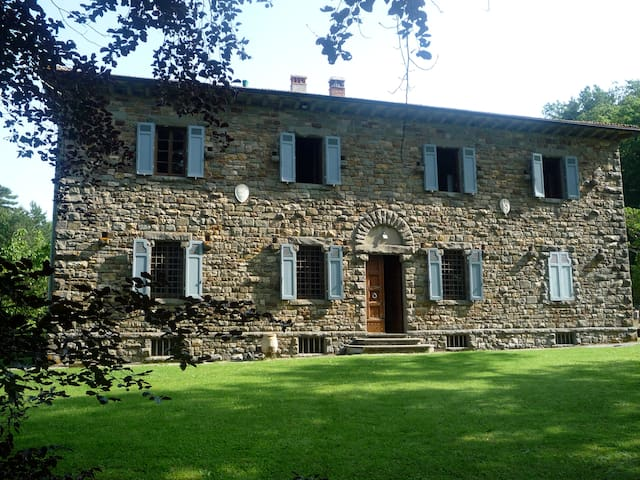 Enchanting villa close to Firenze - Vaglia