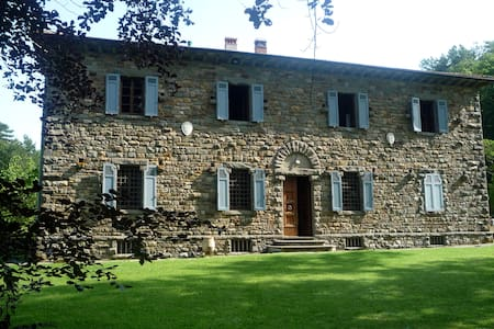 Enchanting villa close to Firenze - Vaglia - Casa de camp