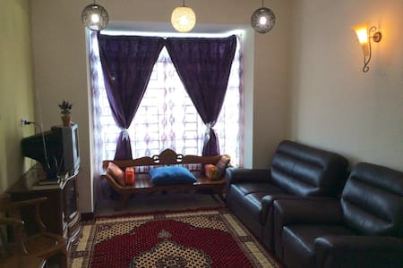 A 3 Bed Room Up In The Sky - Kota Bharu - Wohnung
