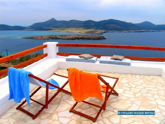 Fanni's Blue - Antiparos - Appartement