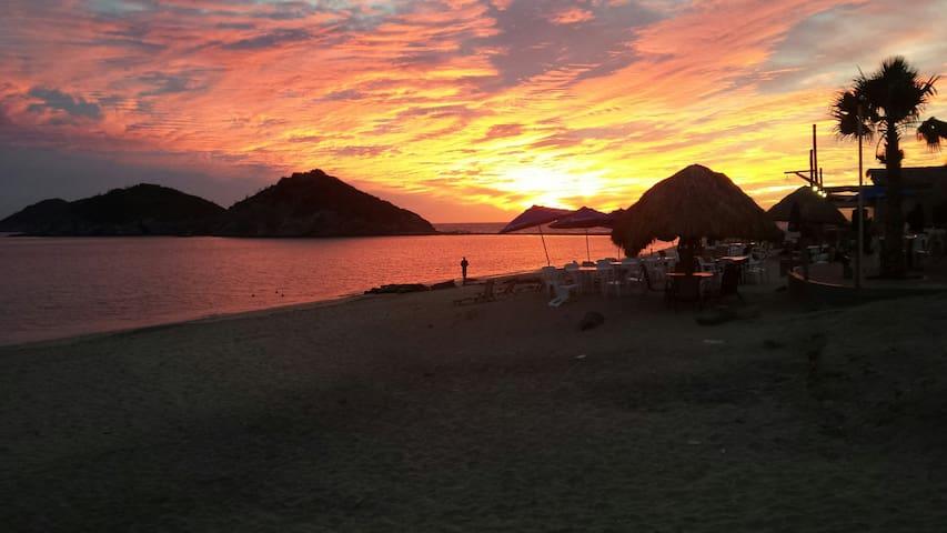 large,  energetic Baja Beach House - San Carlos Nuevo Guaymas - Huis