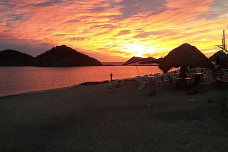 gran enérgica Baja Beach House - San Carlos Nuevo Guaymas - Haus