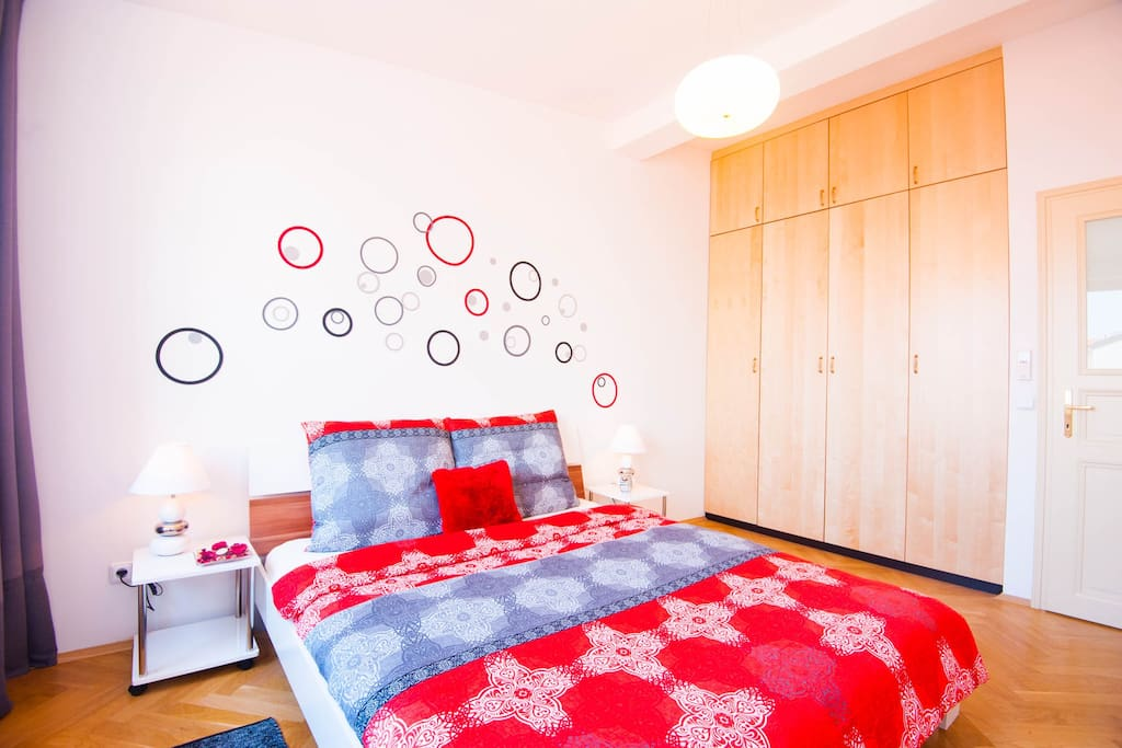 prague apartment-pragueforyou-bedroom