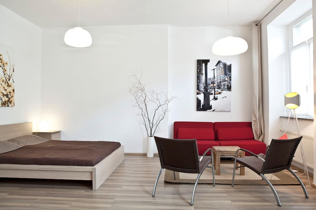 Great value in prenzlauer berg free parking for Apartamentos en berlin
