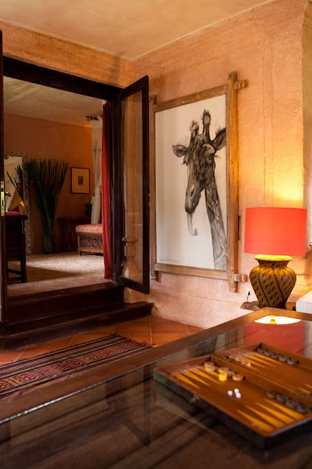 La_Taverna_Garden_Suite_Room