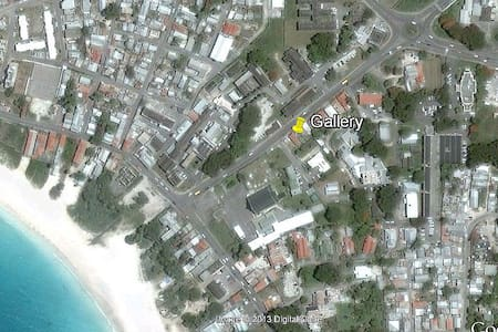 One room in a 2 bedroom house - Bridgetown - Hus