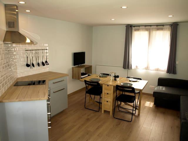 Appartement 4/5 personnes Tignes 1800