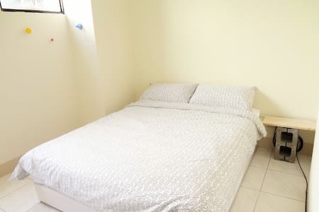 NightView RoomC/Airport/HSR pick up(freeTRA pickup - Zhongli District - Apartamento