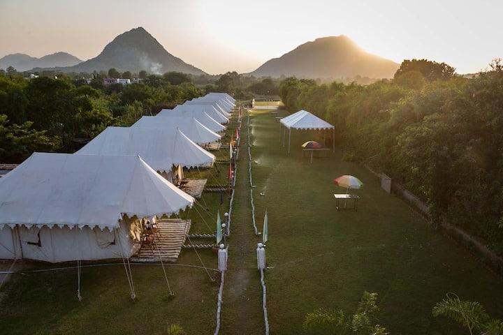Shivshrushti Agro Tourism & River Camp Tapola