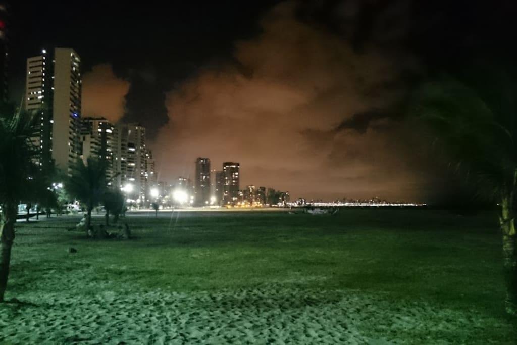 ORLA DA PRAIA DE CANDEIAS-PE...