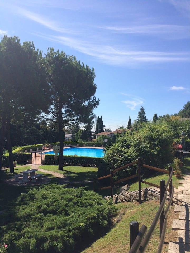 Ideal Holiday Home near Peschiera