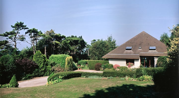 La villa Flore Baie de somme