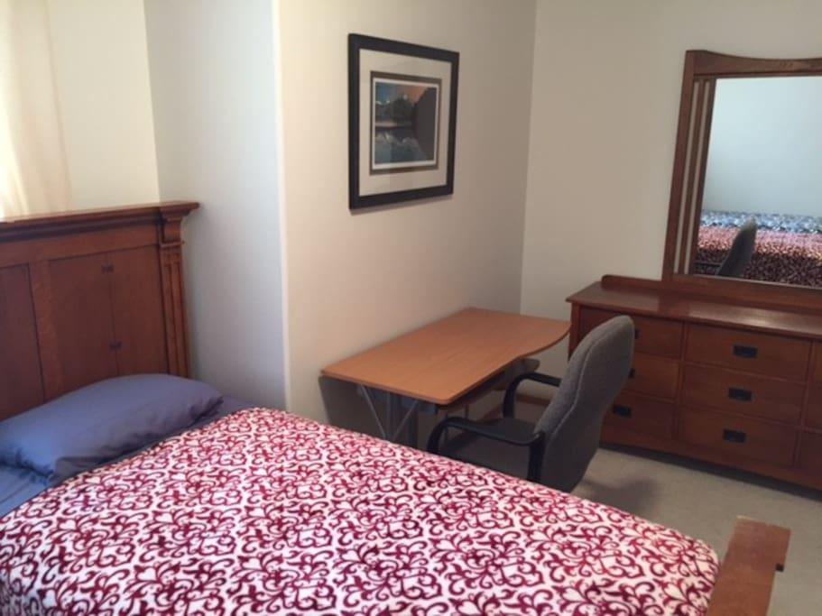 Cassiar Twins Room