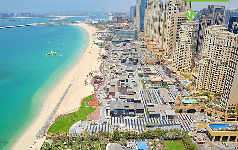 JUMEIRAH BEACH RESIDENCE - 3 BED