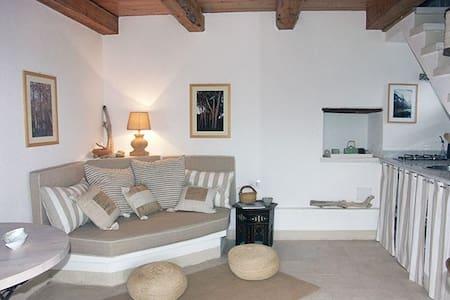 La romantico Casetta - in Piemont - Murazzano - Xalet