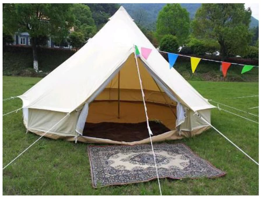 Bell Tents 2