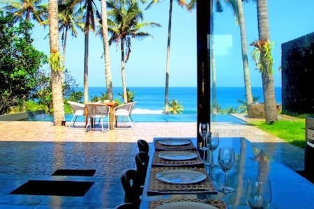 NEW Beachfront Villa at Balian Surf Break