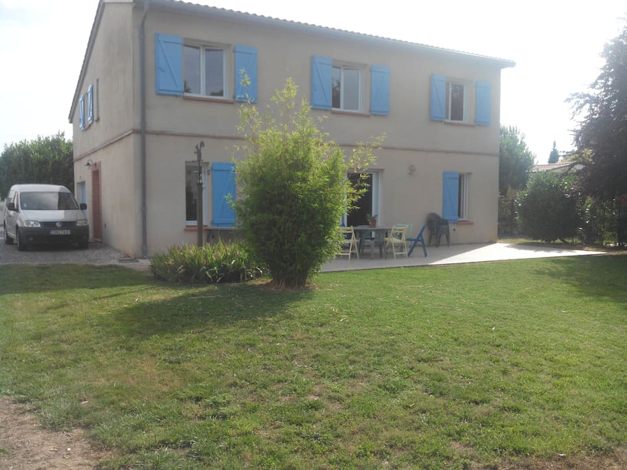 Maison particuli re houses for rent in labastide saint - Garage anatole france villeneuve saint georges ...