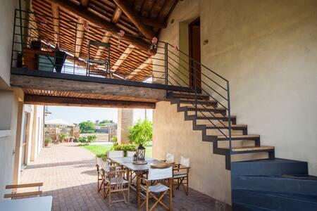 appartamento per due in corte - Ponte di Barbarano