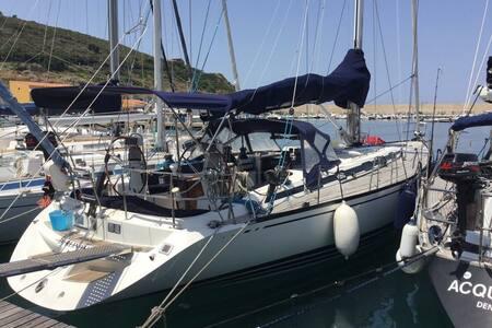Splendida barca a vela - Olbia - Barca
