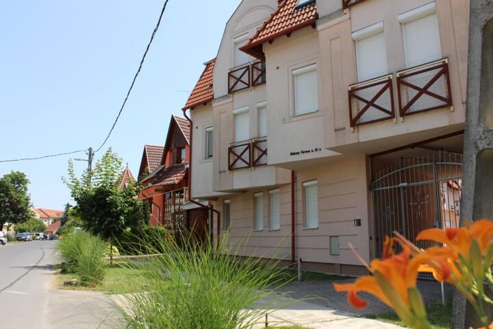 Villa Mamma - Hajdúszoboszló - Apartment