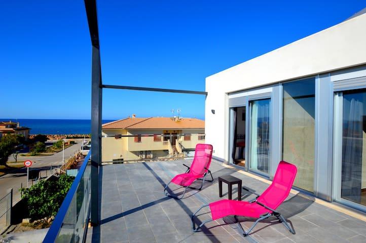 Moderno chalet vistas al mar SON SERRA