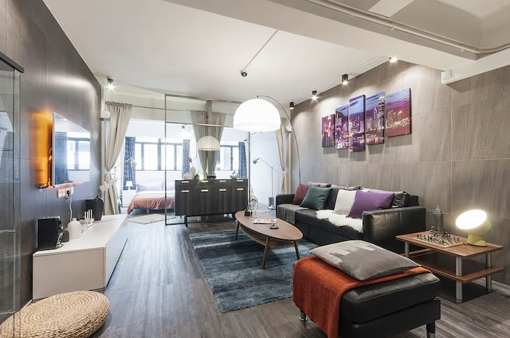 New 2BDR 1min TST MTR K11 Harbour City by L'Escale