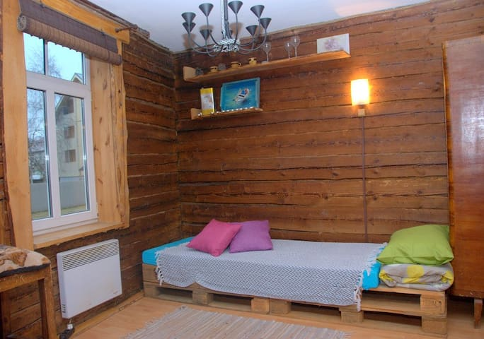 Cozy studio in Tallinn`s most loved neighborhood! - Tallinn - Flat