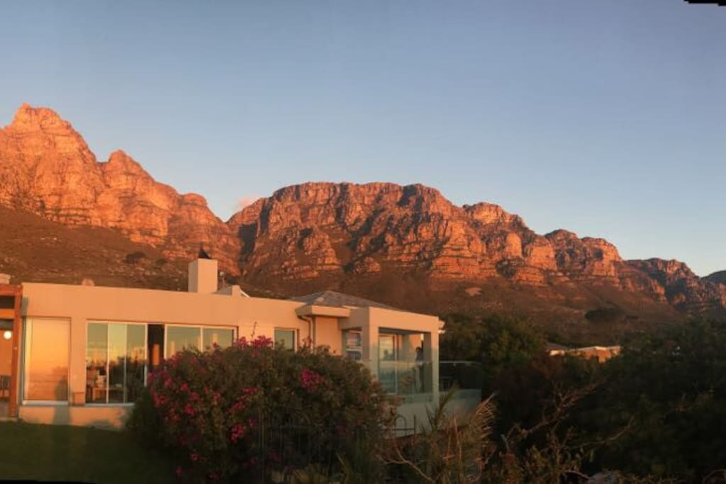 Surrounded by Table Mountain
