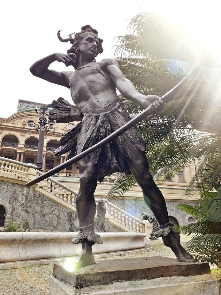 Theatro Municipal and its history ;)