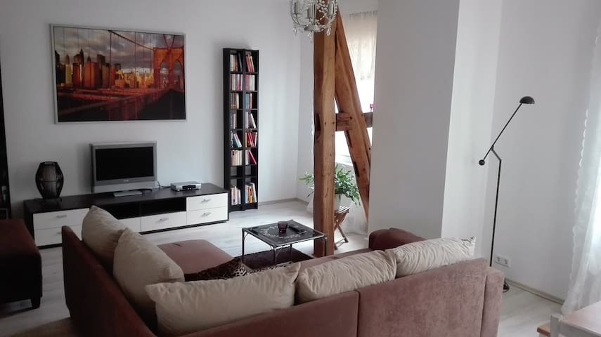 Appartement nahe ICE Bahnhof / Stadthalle Kassel - Kassel - Apartment