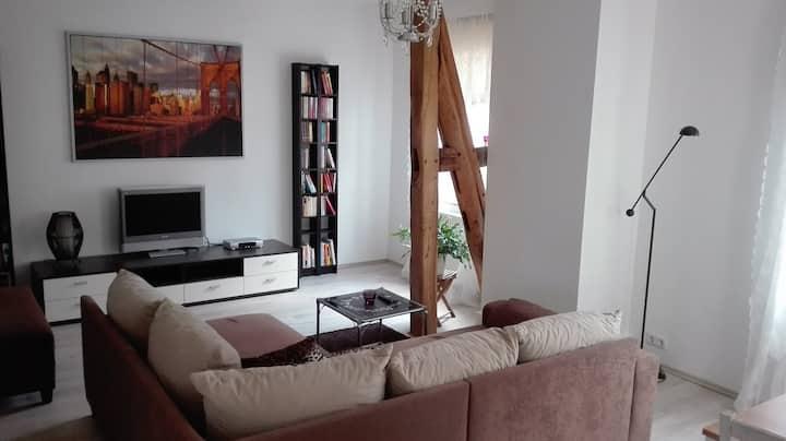 Appartement nahe ICE Bahnhof / Stadthalle Kassel
