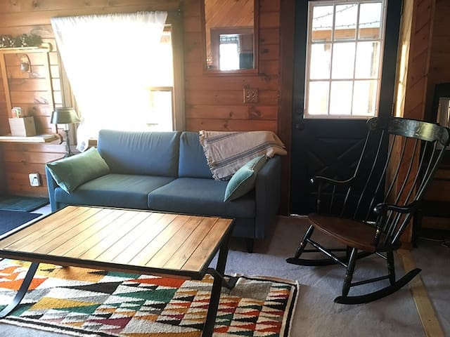 The main living space
