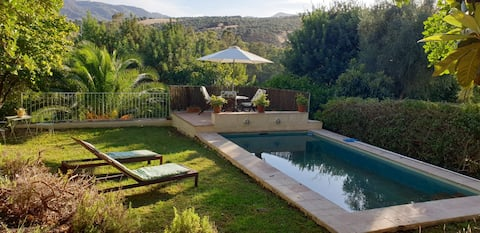 Casa rural ecológica Algarrobo