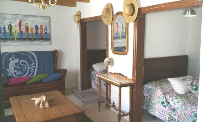 'Mi casita' Typique, Tranquille et Accueillante