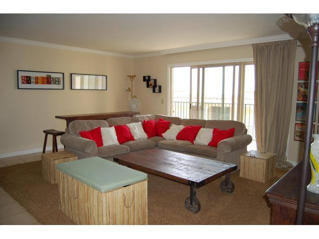 Comfy Sitting Area